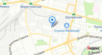 Компания Инфомед на карте