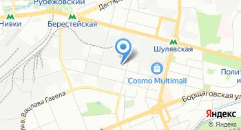 Дом культуры ГППО Киевприбор на карте