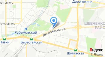 Компания InCo Home на карте