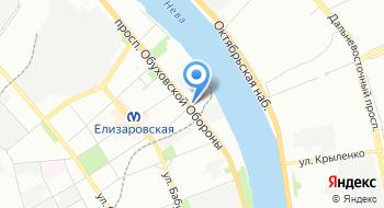 Компания ТехноСистемы на карте