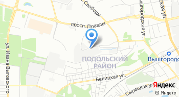 Компания Авто Шторм на карте