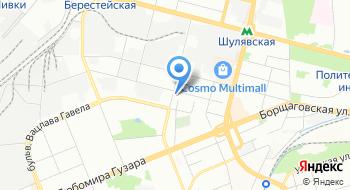 Магазин Ворон на карте