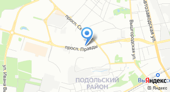 Компания Имтоп на карте