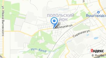 Киевгаз Сервисный центр Ariston, Bosch на карте