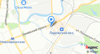 Медицинский центр ЭКО-безопасность на карте