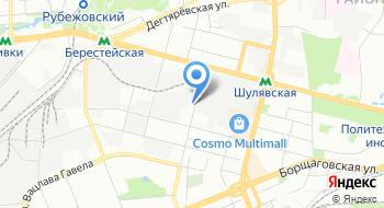Строительно-производственная компания КиевГорБуд на карте