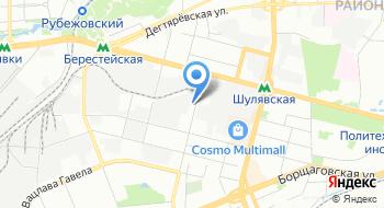 Гидротехника и Ко на карте