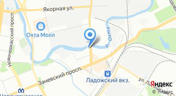 АльФаберже на карте