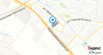 Компания Б.Н.В. на карте