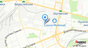 Компания Картография+ на карте