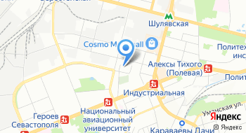 Телекоммуникации 21 на карте