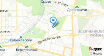 Киевская средняя специализированная музыкальная школа-интернат Н.В. Лысенко на карте