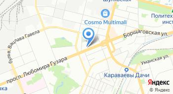 Киевский хореографический колледж Учебная часть на карте
