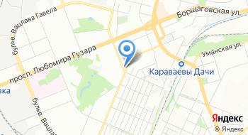 Компания Светодизайн на карте