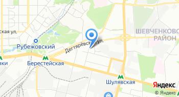 Государственное геофизическое предприятие Укргеофизика на карте