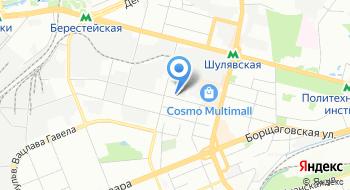 Компания Укрростеплоенерго на карте