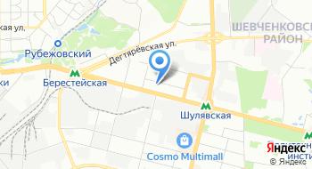 Компания Профессиональная линия на карте