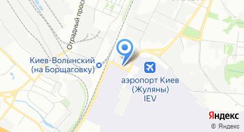 ICT на карте