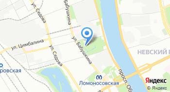 Парк культуры и отдыха имени И.В. Бабушкина на карте