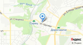 Учебно-консультационный центр Профитех на карте