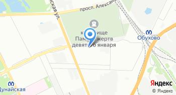 Компания Полиприбор на карте