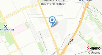 Бетон-Сервис на карте