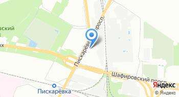 Центр снабжения на карте