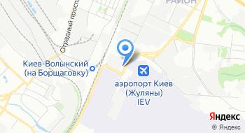 Компания Химавто на карте