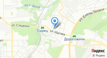 Главное управление Гоструда в Киевской области на карте