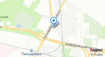 Торговый дом ГСК-Питер на карте