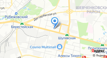 Интернет-магазин Leto.org.ua на карте