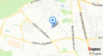 Shrot Shop, Авторозборка на карте