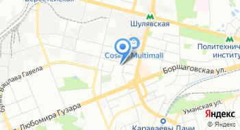 Представительство гостинничного комплекса Премьера на карте