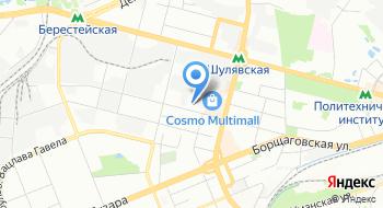 Сталь на карте