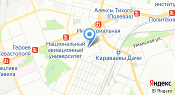 Торговый дом Мир подшипников на карте
