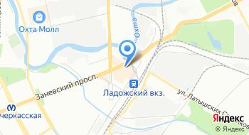 Детские аттракционы на карте
