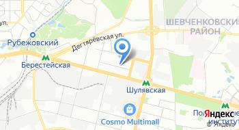 Отдел охраны труда и техники безопасности ГВУЗ КНЭУ им. Вадима Гетьмана на карте