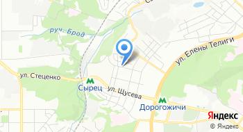 Интернет-магазин DomSporta на карте
