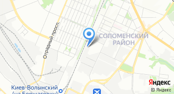 Компания Агрогест-Украина на карте