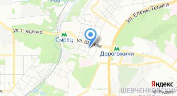 Студия IT Инжиниринга на карте
