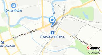 Eset на карте