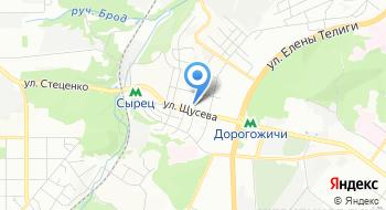 Первый украинский экспертный центр на карте