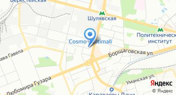 Клиника Биокоррекция на карте