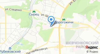 Травмпункт КНП Консультативно-диагностического центра Шевченковского района г. Киева на карте