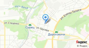Храм святителя Петра Могилы на карте