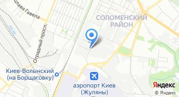 Компания Татран Украина на карте
