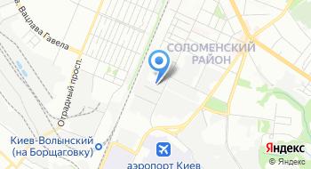 Компания Smarta на карте