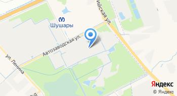 СТО Фургон Сервис на карте