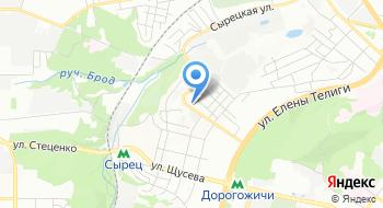Компания Винкон на карте