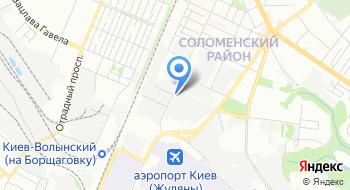 Автосервис Дискавери Киев на карте